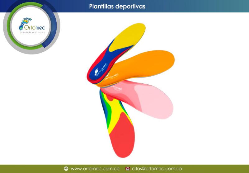 Plantillas Ortopédicas en Medellín Llano Grande para pies